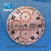 Розовая мать шкалы wristwatch перлы с поднимающим вверх (BM-B052)