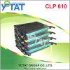Toners d'imprimante couleur pour le CLP 610 de Samsung