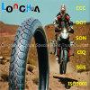 DOT Certificate Highquality Motorcycle Tire für Amerika Market (2.50-16)