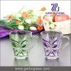 Handle Especial Tea Cup & Coffee Mug & caneca de vidro e vidro Cup & Vidraria