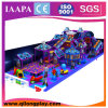 Equipo de interior comercial del patio de los niños (QL-016)
