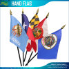 Allemand German Hand Shaking Flags for Events Sports (J-NF01F02021)