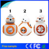 China Factory Price Cartoon Bb8 Character USB USB Flash Drive