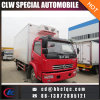 China Make 5-7ton Insulated Van Truck Refirateur de corps Van Truck