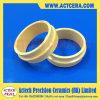 Anello giallo lavorante personalizzato di trafilatura di Zirconia/alberino di ceramica
