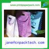 Напечатанный цветом мешок косметического подарка бумаги мешка упаковывая