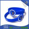 Wristbands su ordinazione della gomma di silicone di Debossde dei regali promozionali