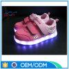 La meilleure usine populaire de qualité badine des chaussures d'éclairage LED
