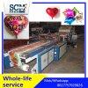 De Ballon die van het Helium van het hart Machine maken