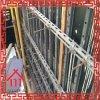 Système en acier élevé de coffrage de mur de construction résidentielle