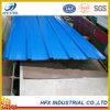 屋根ふきのための上塗を施してある波形のクラッディングの鋼板を着色しなさい