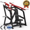 Equipo ISO-Lateral cargado placa de la gimnasia de la fuerza del martillo de la prensa del hombro
