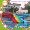 Boomerango水公園のスライドを販売する昇進