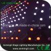 bola de la visualización del pixel de 3D RGB LED LED
