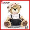 Orso su ordinazione dell'orsacchiotto dell'orso dell'orso su ordinazione dell'orsacchiotto con il cappello