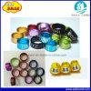 Kundenspezifische gedruckte Zahl-Unterschied-Größen-Vogel-Aluminium-Ringe