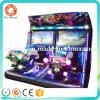 Motor loco de la arcada del equipo de fichas del simulador que compite con el juego