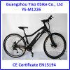 山のブラシレスモーターを搭載する電気援助の自転車