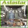 600bph Rotary 5 galones barril Agua Mineral Máquina de rellenar