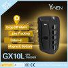 Yiwen 3G WCDMA 2g GSMの手段のトラックのモーターバイク項目資産の安全な箱車の長い生命電池GPSの追跡者の磁気底Gx10L