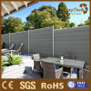 Rete fissa di plastica di legno di segretezza del composto WPC dell'installazione facile per la decorazione del giardino