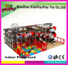 Spel van de Apparatuur van de Speelplaats van de Dia van de Spelen van jonge geitjes het Plastic Binnen Zachte