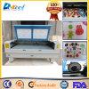 Panno di taglio del laser del CO2 del CCD 100W/cuoio/vendita indumento/del tessuto 9060