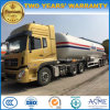 Precio del petrolero del gas del acoplado 50cbm del tanque de ASME LPG