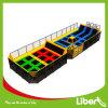 Trampoline van de Apparatuur van de Sprong van de Jonge geitjes van de peuter de Binnen Voorzien voor de Bouw van het Lichaam
