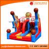 二重プレーヤーの膨脹可能なバスケットボールのスポーツのゲーム(T9-704B)