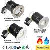 LED BS476 Feuer bewertetes vertieftes Downlight IP65 imprägniern Badezimmer beleuchten unten