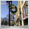 商業祝祭のギフトLEDのクリスマスのHabgingの花輪の装飾ライト