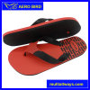 Two Colors Sole with Sport Printing Flip Flop pour homme