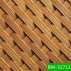 Barra de mimbre no tóxica del material de la resina la alta tabula la orden mínima Bm-31675 (BM-31712)
