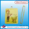エポキシの印刷を用いる日本漫画のドッグタッグの長方形のドッグタッグ