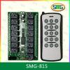 Smg-815 15 ch rf Wireless White Remote Control et Receiver