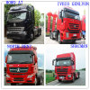 De HoofdVrachtwagen van de Tractor van Shacman van de Technologie van de Mens van Duitsland 6X4