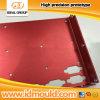 El rojo anodiza el prototipo rápido Zinc-Plated del metal de hoja