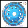 Cup reto Grinding Wheel para Marble Granite Concrete