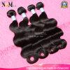 高品質の等級6Aインドボディ波のRemy 100の人間の毛髪の織り方