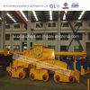 Vagões da fabricação da construção de aço