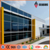 一階建てのHouse Multiple 4mm 0.21mm Aluminum Composite Materials