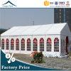 abri en aluminium de crête élevée de devoir de profil de mini tente de 9mx18m