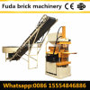 Cadena de producción hidráulica completamente automática de máquina de la fabricación de ladrillos de la arcilla