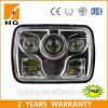 Il Ce ha approvato 7 '' fascio LED il faro massimo minimo del fascio LED del faro 5X7 sigillati quadrato '' per il Wrangler della jeep