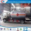 Тележка Bobtail газа Dongfeng 4X2 миниая LPG