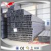 Cuadrado del material de construcción de Q235B y tubo hueco rectangular del acero de la sección