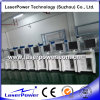máquina de la marca del laser de la fibra de la alta precisión 20W para el cobre, acero inoxidable, acero de carbón