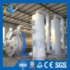 첨단 기술 산업 폐기물 플라스틱 기름 리사이클링 시스템