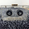 録音テープ宴会ボックス袋の卸売の夕方テープ党袋Eb652